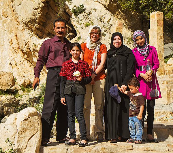 Jordanian Family
